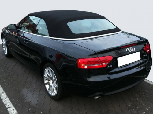 Audi A5 softtop Sonnenland