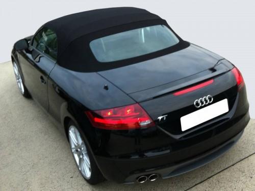 Audi TT softtop zoals origineel.
