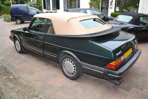 Saab 900 Classic softtop standaard