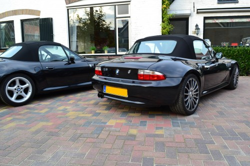 BMW Z3 softtop origineel INCLUSIEF MONTAGE