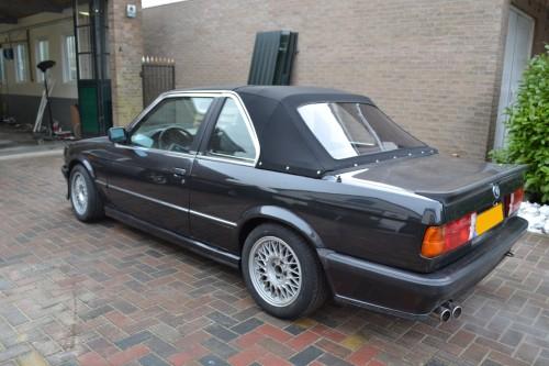 BMW 3-serie E30 BAUR cabriodak