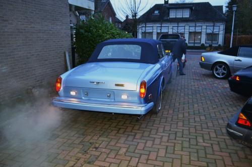 Rolls Royce Cornich softtop