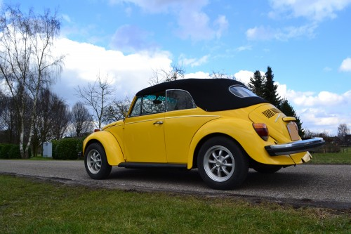 VW Kever 1303 softtop Classic