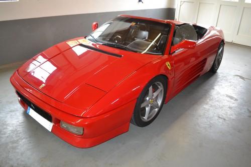 Ferrari Softtop montage