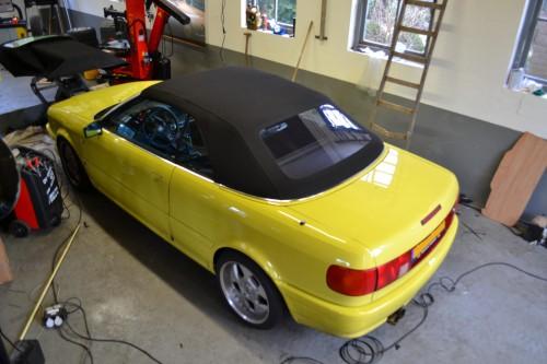 Audi 80 softtop