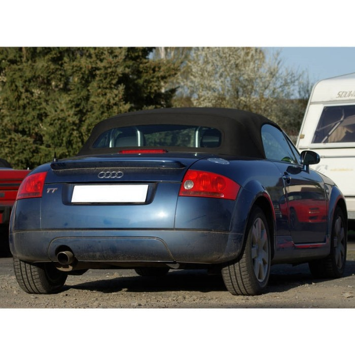 Audi TT Roadster softtop