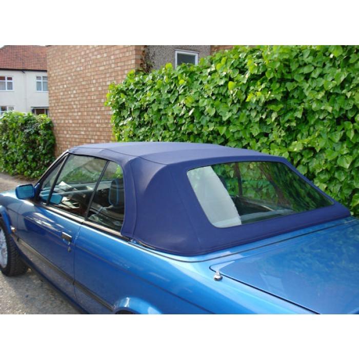 BMW E30 sofftop cabriodak