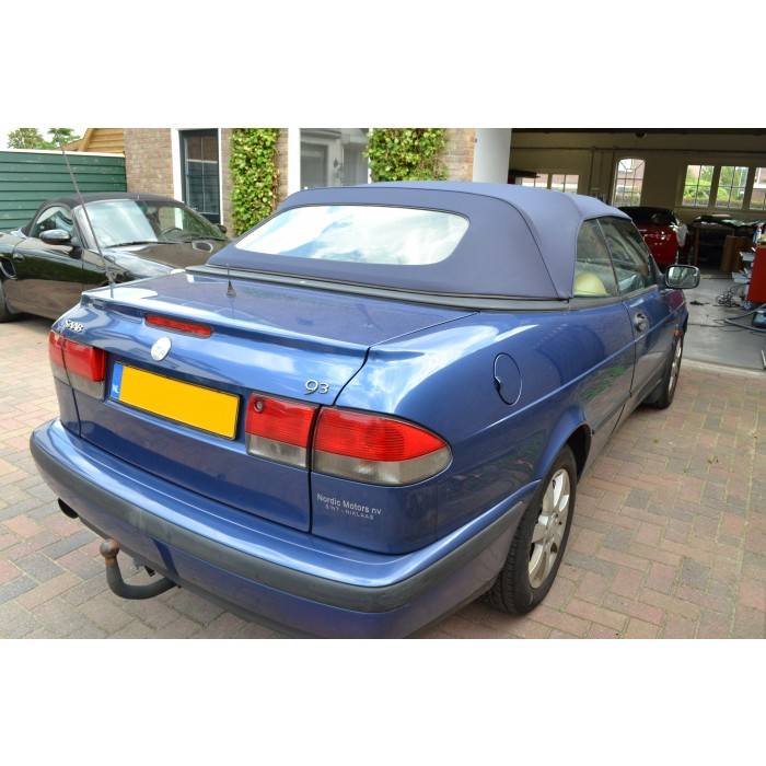Saab 9.3 softtop Sonnenland stof inclusief montage