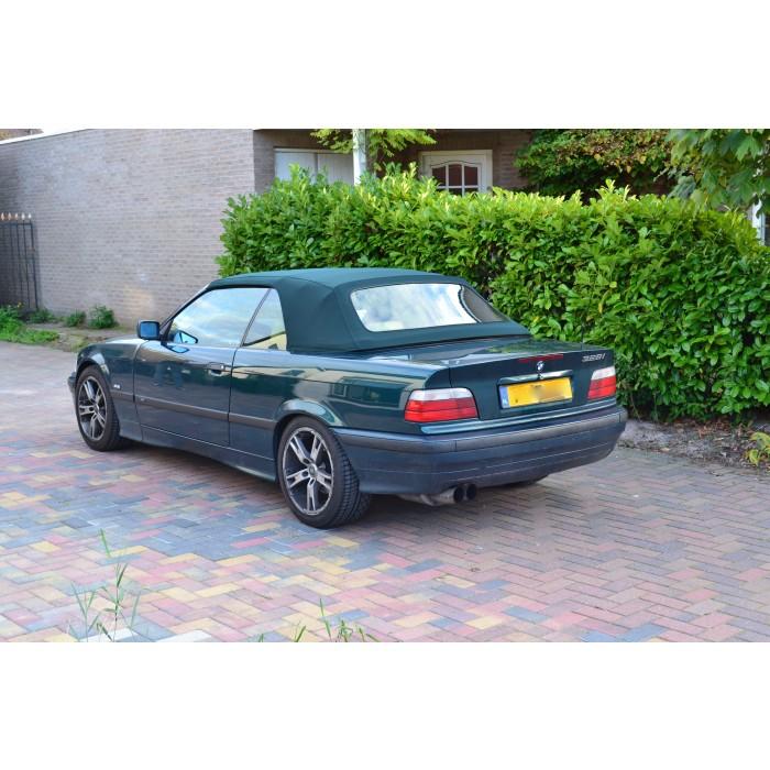 BMW E36 softtop Sonnenland stof