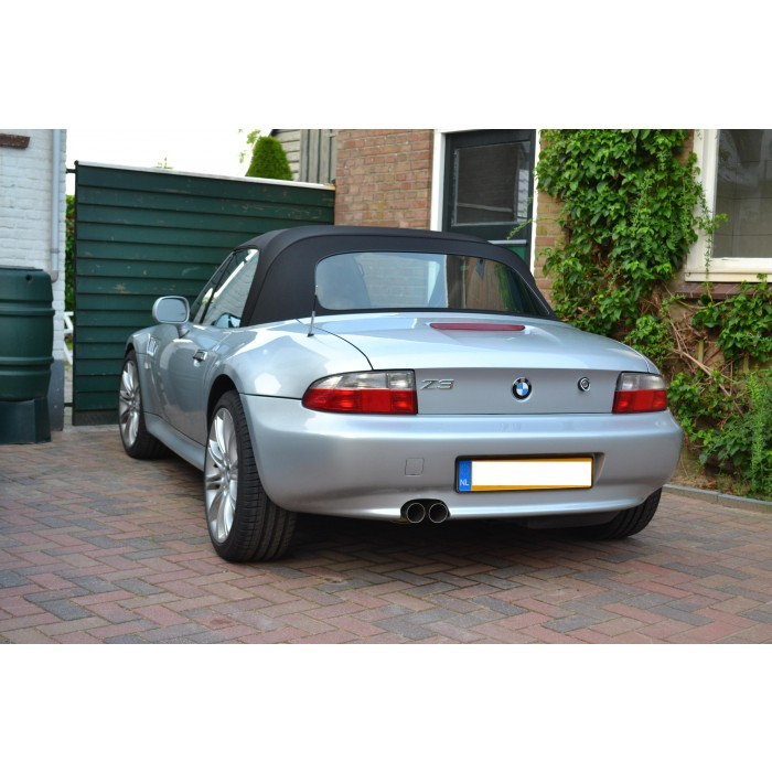 BMW Z3 softtop Acoustic Z8-style inclusief montage
