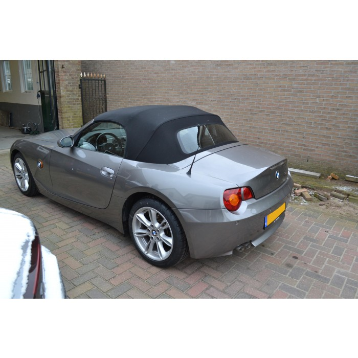 BMW Z4 softtop