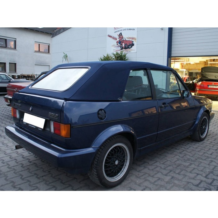 VW Golf 1 softtop Sonnenland