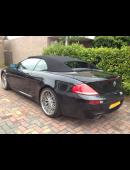 BMW 6-serie E64 3004-2020 630 645 650 M6 softtop INCLUSIEF MONTAGE