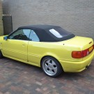 Audi 80 softtop Sonnenland INCLUSIEF montage!