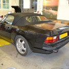 Porsche 944/968 softtop Sonnenland Acoustic
