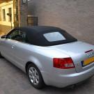 Cabriodak Audi A4