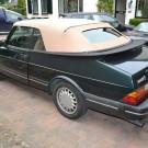 Saab 900 Classic softtop standaard. LET OP!! Momenteel geen nieuwe montageafspraken mogelijk.