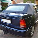 Opel Kadett E Bertone softtop Sonnenland stof