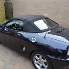 MGF & MGTF softtop 1998 en later