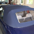 Rover 214/216 softtop Sonnenland stof