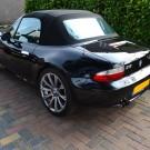 BMW Z3 softtop standaard zwart