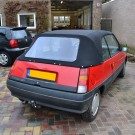 Renault R5 softtop Sonnenland Stof