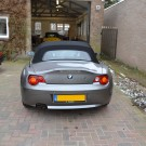 BMW Z4 softtop probleem