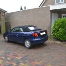 Renault Megane softtop Sonnenland