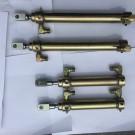 Set van 4 cilinders voor de Saab 9-3 1998-2003