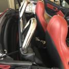 BMW Z3 rolbeugel in hoogglans RVS