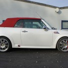 BMW Mini 2 softtop Sonnenland