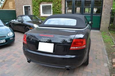 Softtop Audi A4 Sonnenland
