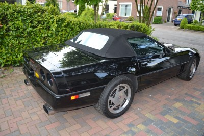 Softtop Corvette Sonnenland Acoustic