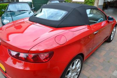 Softtop Alfa Romeo Spider 939
