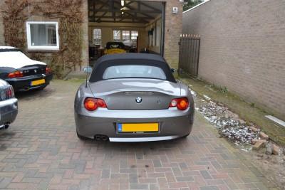 BMW Z4 Verdeck