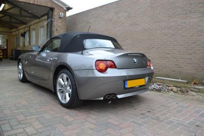BMW Z4 softtop inclusief montage