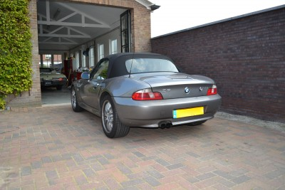 Softtop BMW Z3 Sonnenland Acoustic