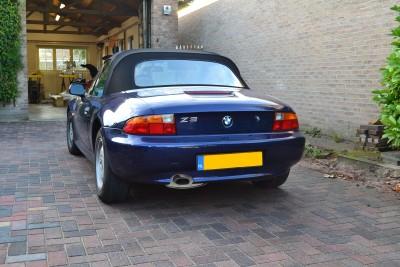 Verdeck BMW Z3 Z8 style