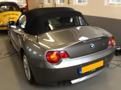 Vervangen pomp softtop BMW Z4