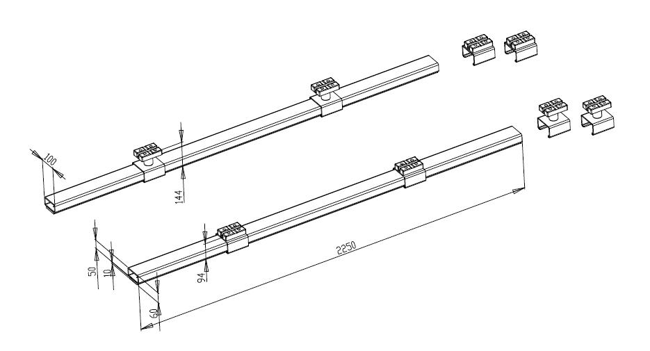 Set 2: opname traverse schaarhefbrug