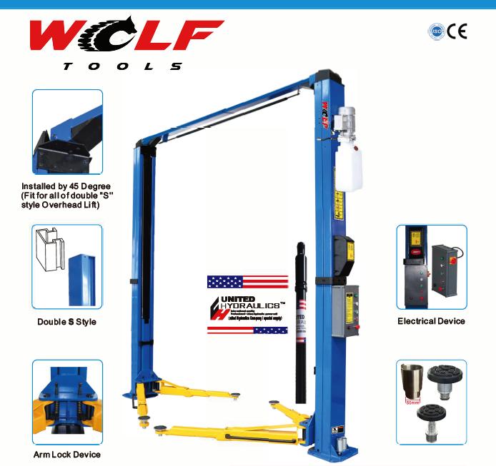 Wolf Tools WL240AS MAGAZIJNOPRUIMING!