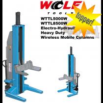 Wolf Tools mobiele hefkolommen