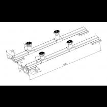 Set 1: opname traverse schaarhefbrug