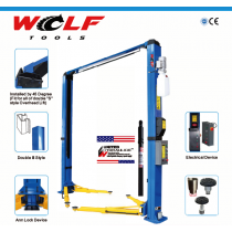 Wolf Tools WL240AS MAGAZIJNOPRUIMING!