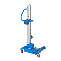 Wolf Tools mobiele wiellift banden lift, draadloos op lithium battery