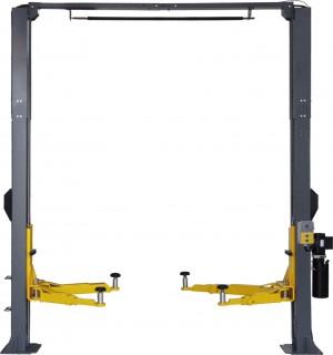 E-PLUS BAM 4.0 vloervrije hydraulische 2-koloms hefbrug volautomatisch