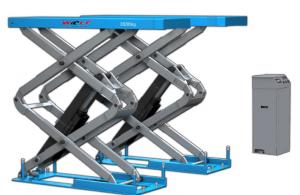Wolf WKS3550 wielvrije inbouwschaarhefbrug, extra hoog