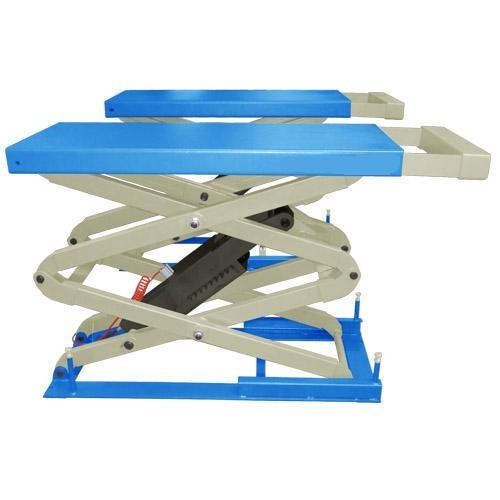 Schaarhefbrug inbouw gebruikt