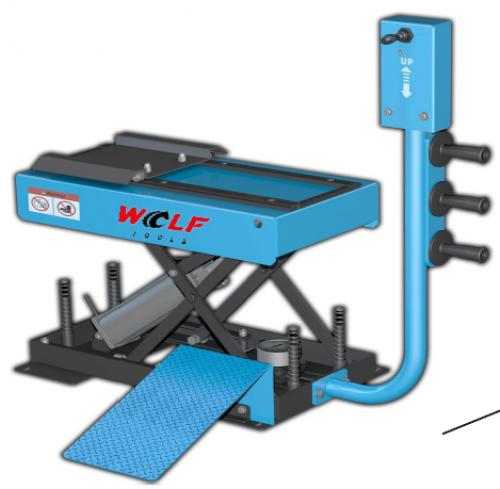Wolf WBL-1 lift voor wielbalancer