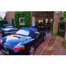 Porsche Boxster softtop achterruit vervangen